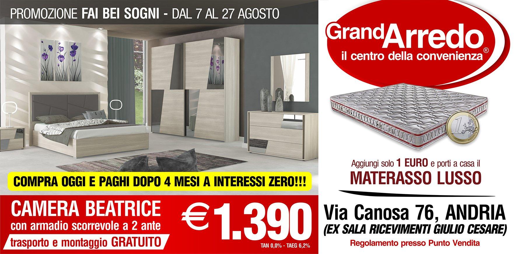 Mobilificio Nuovo Arredo Andria.Grandarredo 6x3 Beatrice Grand Arredo Mobili